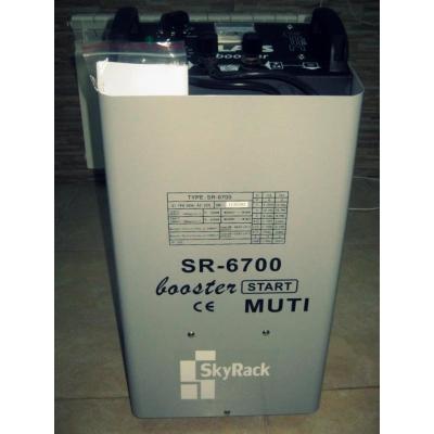 SR-6700 Пуско-зарядное устройство