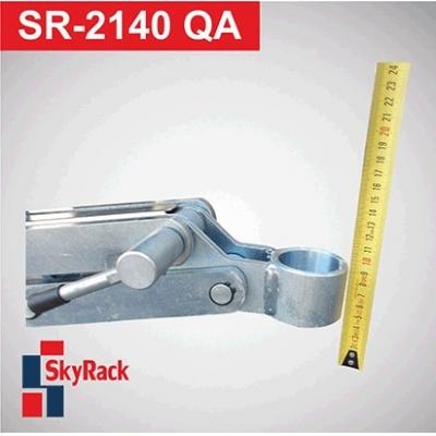 SR-2140 QA Автомобильный двухстоечный электрогидравлический подъемник