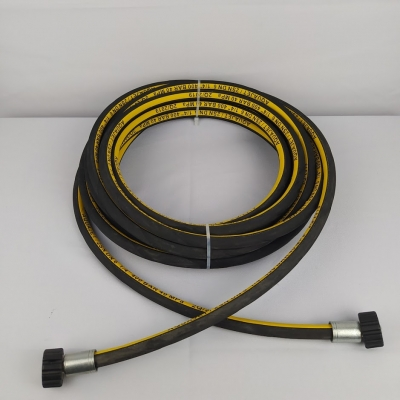 Шланг высокого давления 8мм, гайка-гайка М22*1,5х2 - 10м