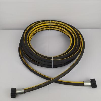 Шланг высокого давления 8мм, гайка-гайка М22*1,5х2 - 5м