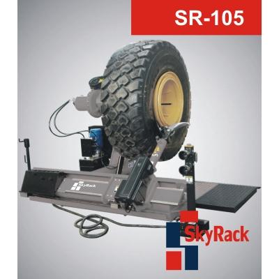 SR-105 Автоматический грузовой шиномонтажный стенд