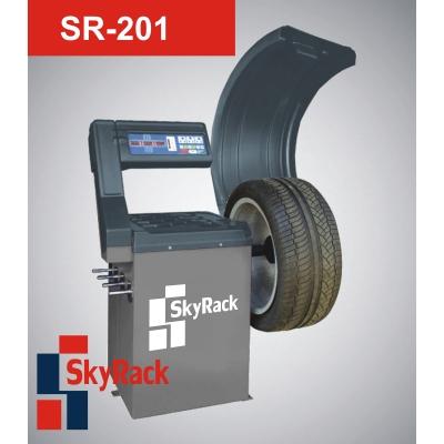 SR-201 Автоматический балансировочный стенд