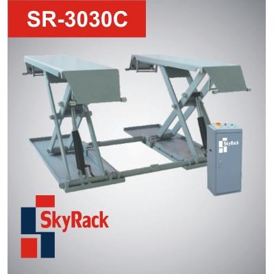 SR-3030C Передвижной автомобильный ножничный электрогидравлический подъемник
