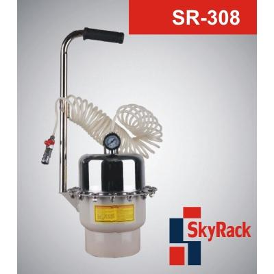 SR-308 Установка для прокачивания тормозной системы и сцепления