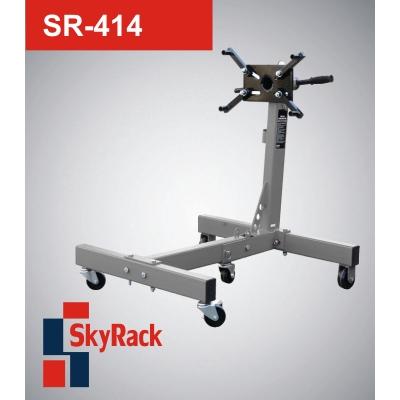 SR-414 Складной стенд для ремонта двигателей