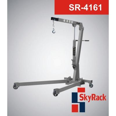SR-4161 Гидравлический кран для снятия двигателя складной