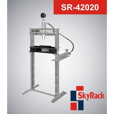 SR-42020 Пресс гаражный гидравлический напольный