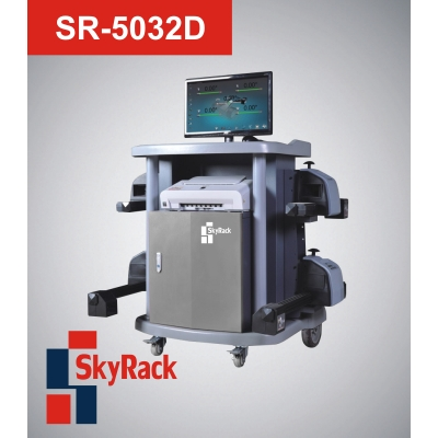 SR-5032D Компьютерный беспроводной стенд развал-схождения