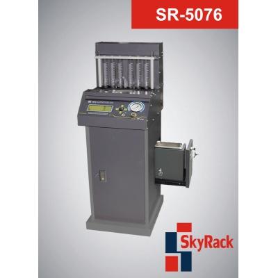 SR-5076 Установка для тестирования и ультразвуковой чистки форсунок