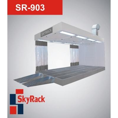 SR-903 Пост подготовки к окраске