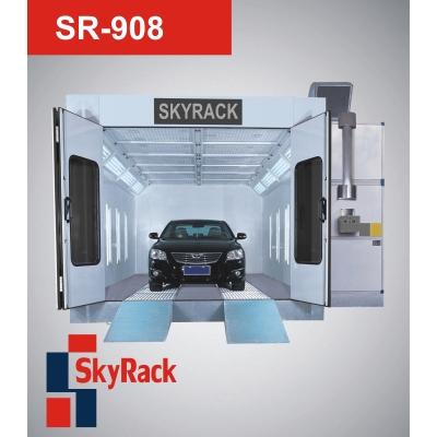SR-908 Покрасочная камера