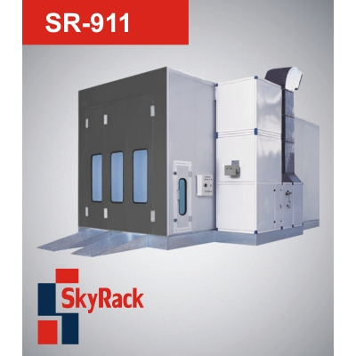 SR-911 Покрасочная камера