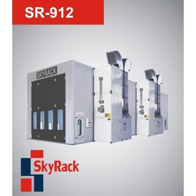 SR-912 Покрасочная камера