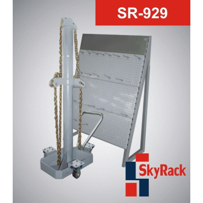 SR-929 Напольная рихтовочная система