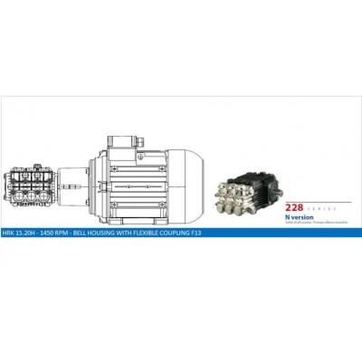 Мото-помпа Annovi Reverberi HRK 15.20 H+F13 ET